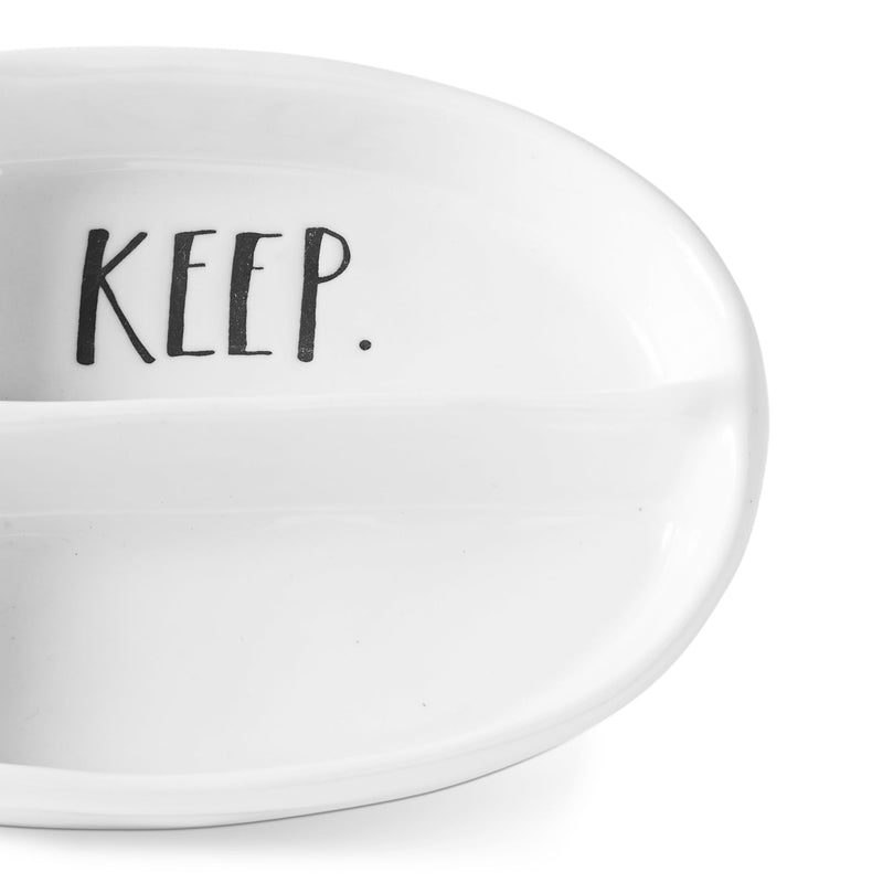 Stem Print KEEP Oval Office Tray