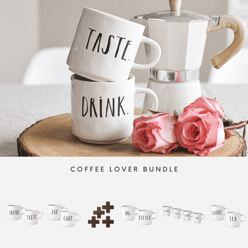 Rae Dunn Coffee Lover Bundle