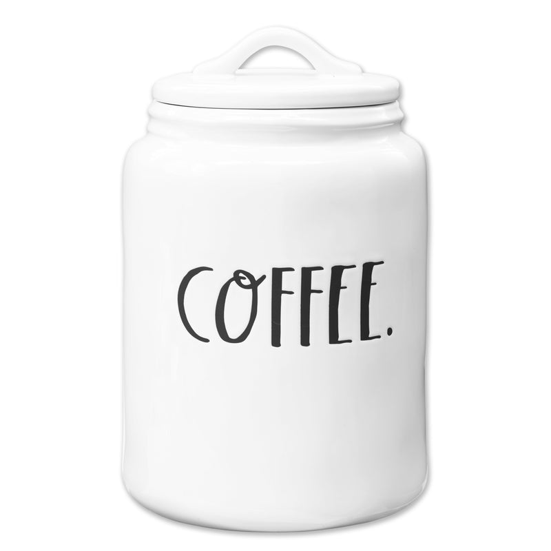 Stem Print COFFEE Canister