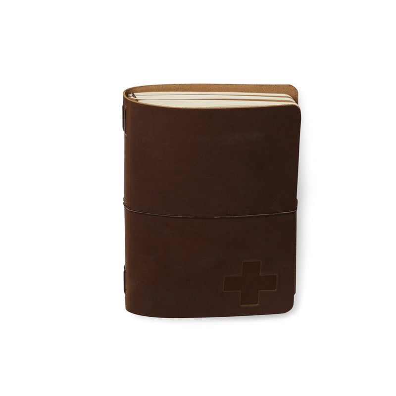 Icon Leather Artist A5 Journal Brown