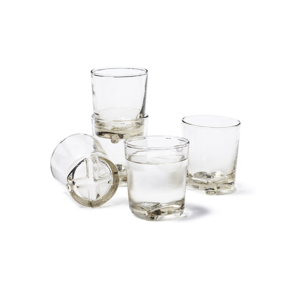 Icon Glass, Set of 6