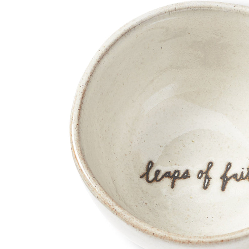 Sentiment Tall Bowl, Set of 4