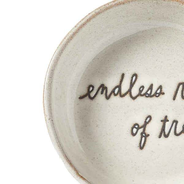 Sentiment Gelee Low Bowl, Set of 4