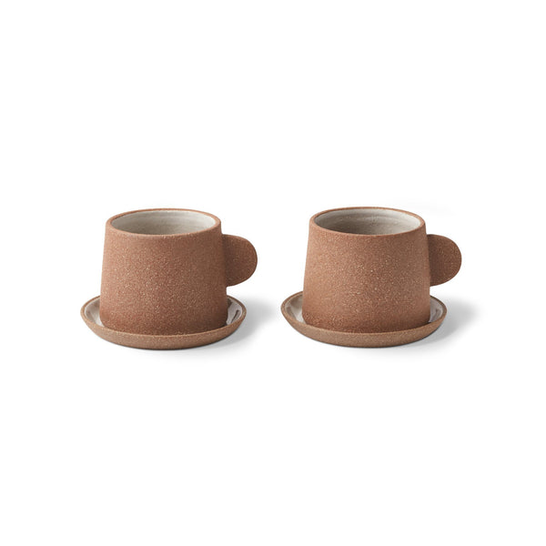 Canyon Clay Cup & Saucer