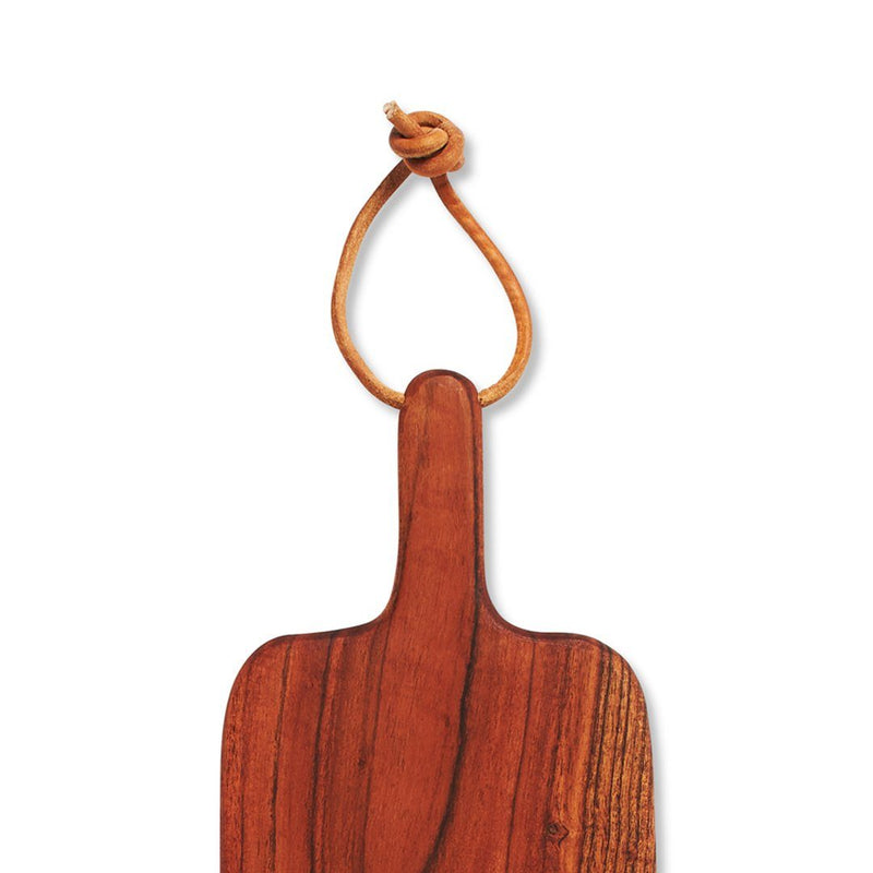 Small Wooden Serving Paddle