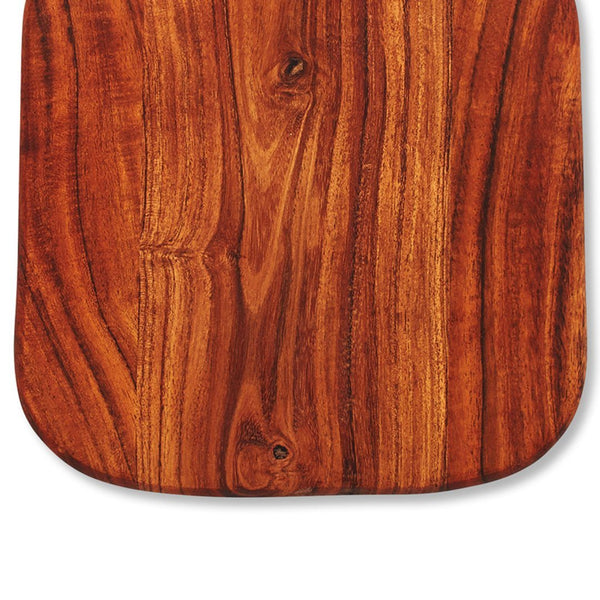 Wooden Serving Paddle Square