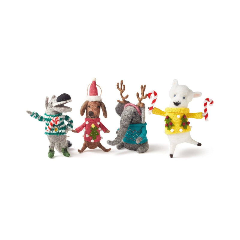 Deck The Halls Ornament Bundle