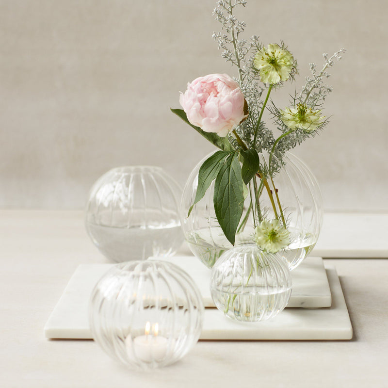 Optic Orb Vase Jumbo