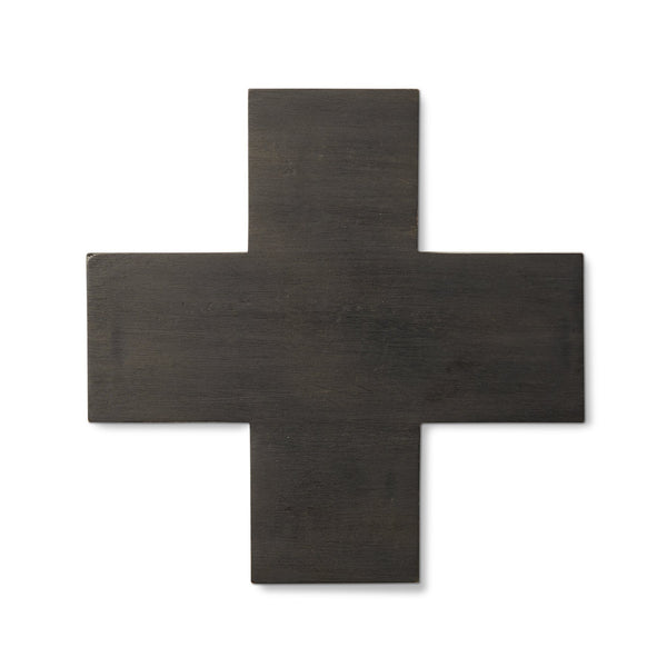 Icon Wood Serving Board Black