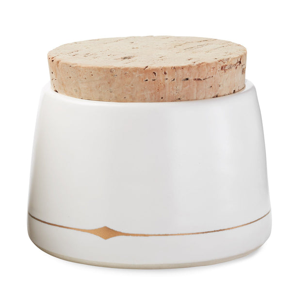 Palm Desert Cellars in White with Cork Stoppers and Gift Box