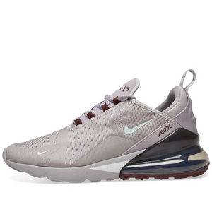 Nike Air Max 270 - Silver/Grey/Burgundy