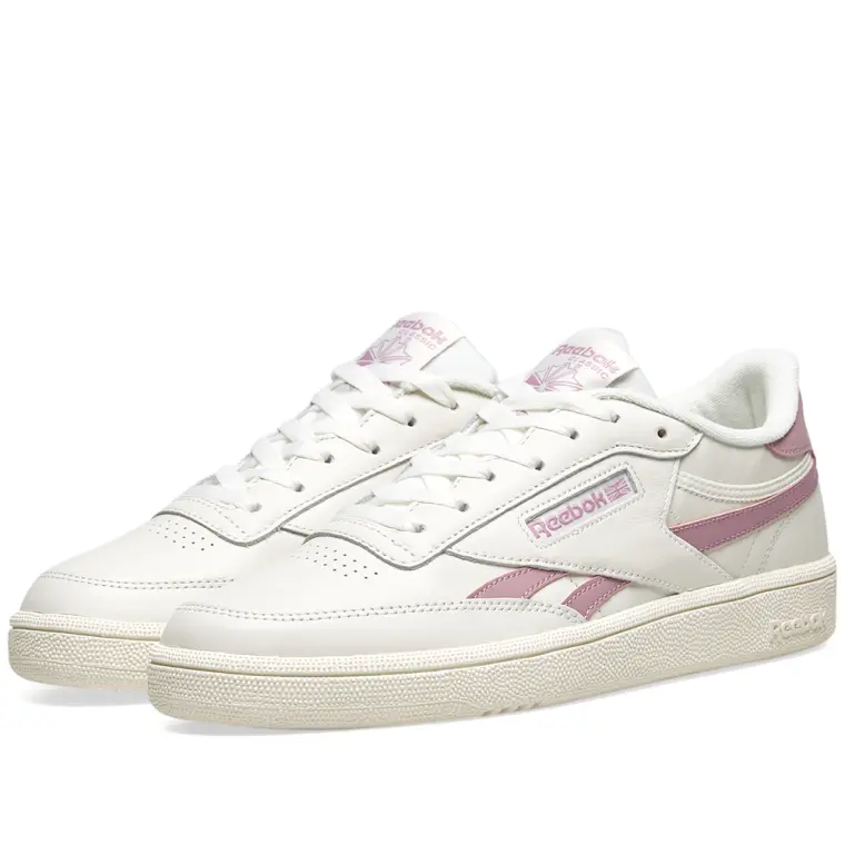Reebok Womens Revenge Plus - Infused Lilac/Chalk