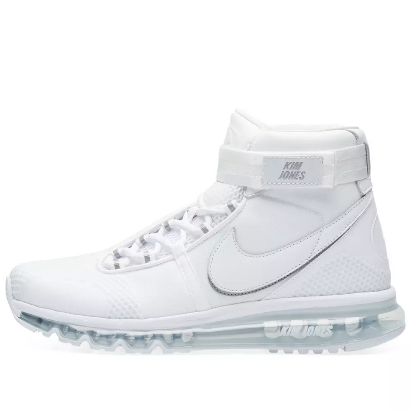 Nike X Kim Jones Air Max 360 HI - White - Workout Crew Athletic Online