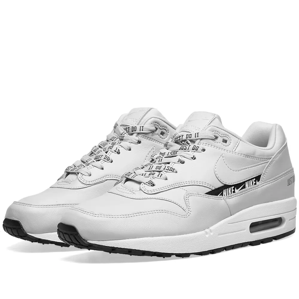 Nike Womens Air Max 1 SE - White/Grey/Black