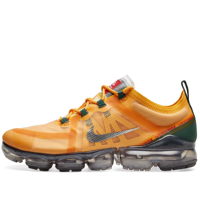 Nike Air Max Vapormax 2019 - Gold/Silver/Orange/Red
