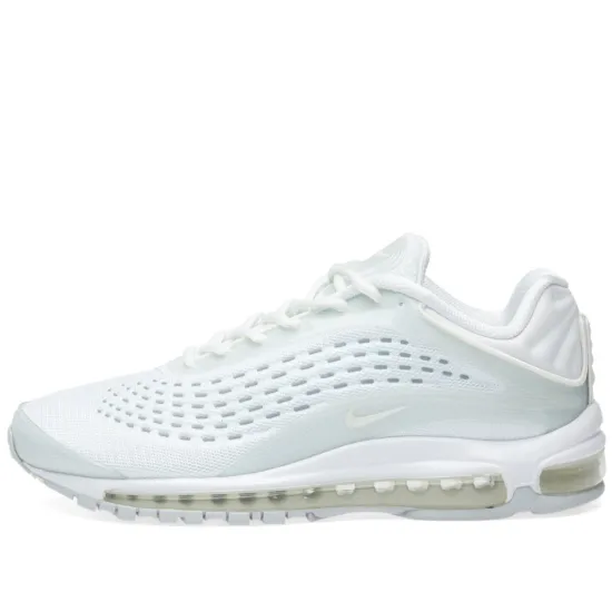 Nike Air Max Delux - White/Sail/Platinum - Workout Crew Athletic Online