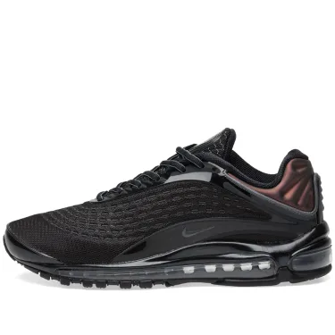 Nike Air Max Delux - Black/Dark Grey - Workout Crew Athletic Online