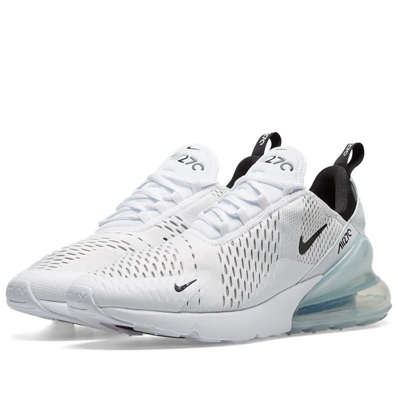 Nike Air Max 270 - White & Black