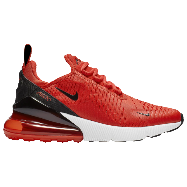 a17acae4884df Nike Women's Air Max 270 - Red - Workout Crew Athletic Online