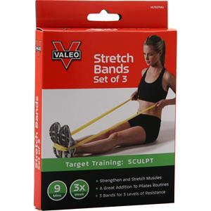 Valeo Stretch Bands