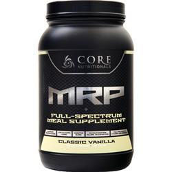 Core Nutritionals Core MRP - Meal Supplement