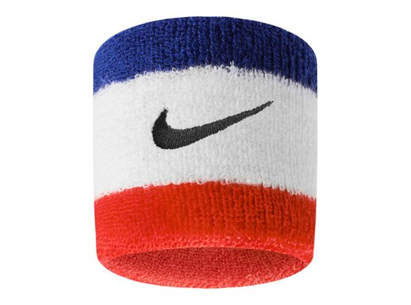 Nike Swoosh Wristbands Habanero 3 Colour - Workout Crew Athletic Online