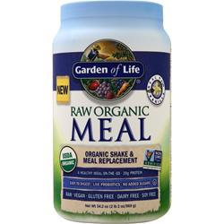 Garden Of Life Raw Meal - Organic Shake & Meal Replacement