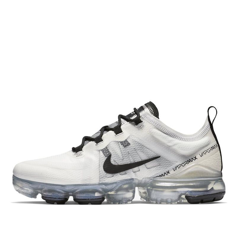 Nike Womens Air Vapormax 2019 - White/Black - Workout Crew Athletic Online