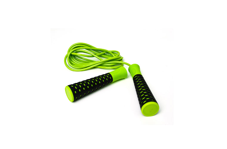 Skipping Rope - Lime Green 9FT - Workout Crew Athletic Online