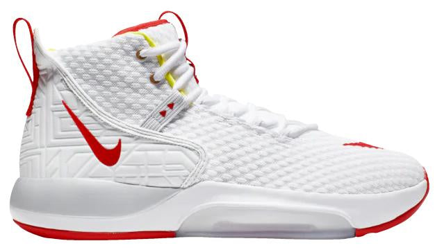 Nike Zoom Rize Mens White Red Orbit Aura Green