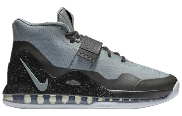 Nike Mens Air Force Max Cool Grey Black White