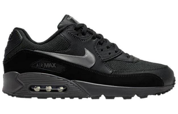 Nike Mens Air Max 90 Black Thunder Grey