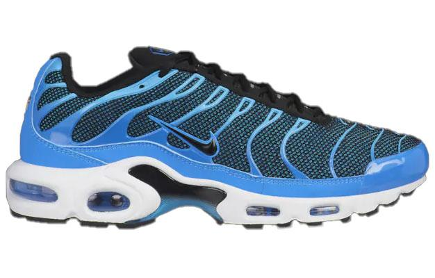Nike Air Max Plus TN Mens Blue Black White