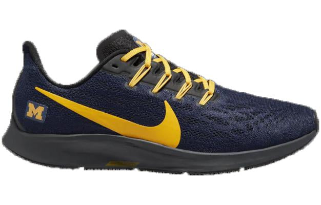 Nike Air Zoom Pegasus 36 NCCA Michigan