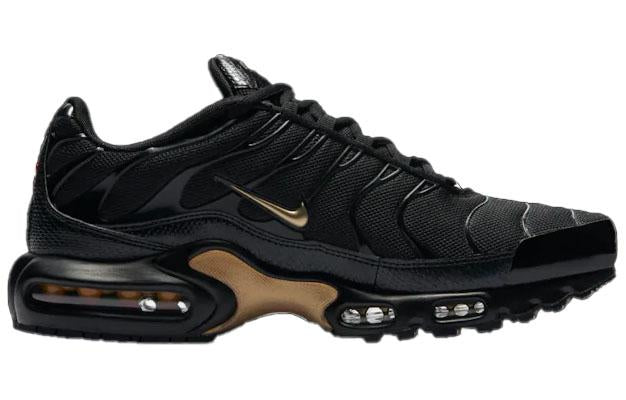 Nike Air Max Plus TN  Mens Black Gold