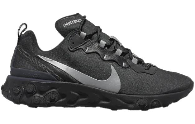 Nike React Element 55 Black Anthracite SE Black Thunder