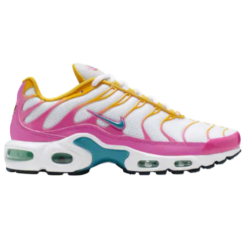 Nike Womens Air Max Plus TN - Vast Grey/Spirit Teal/Tropical Twist