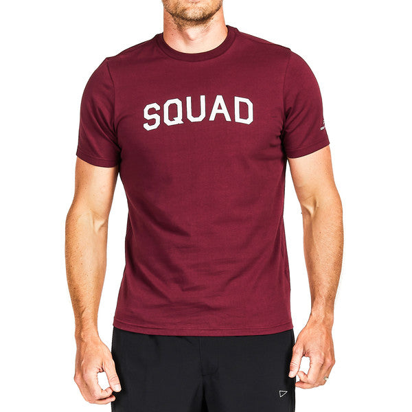 SQD Athletica - Squad Tee Garn - Workout Crew Athletic Online