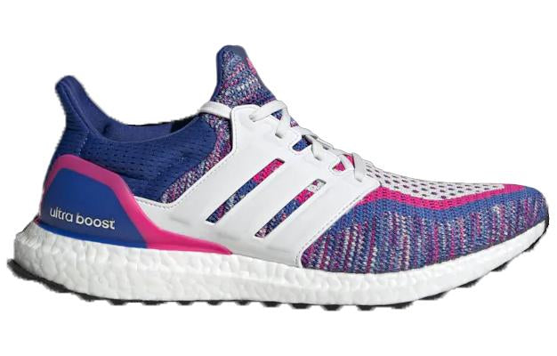 Adidas Ultra Boost Multicolour Pack - real blue crystal white shock pink