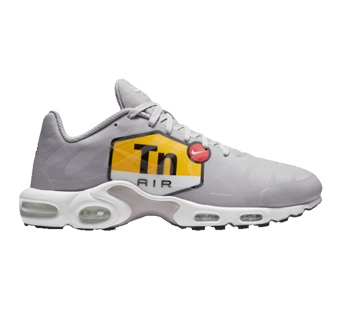 Nike Air Max Plus NS GPX SP - Atmosphere Grey/Black/White Big Logo Pack - Workout Crew Athletic Online