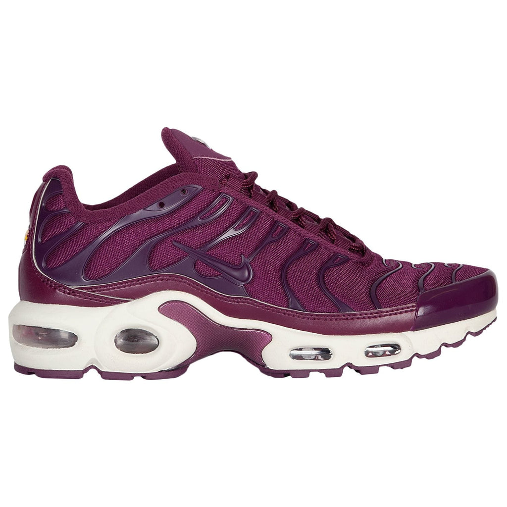 Nike Women's Air Max Plus Bordeaux/Bordeaux/Summit White