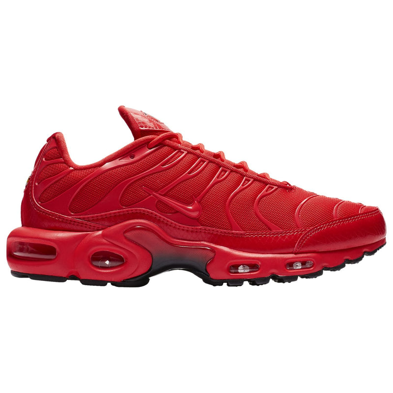 Nike Women's Air Max Plus Light Crimson/Black/White
