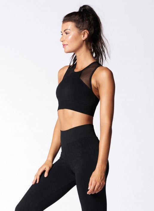 Nux Emma Bra - Black - Workout Crew Athletic Online