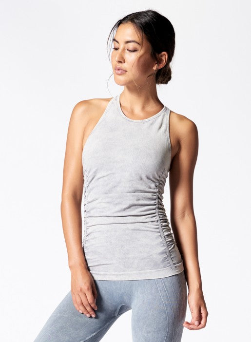 NUX SPELLBOUND CAMI - MINERAL STONE - Workout Crew Athletic Online