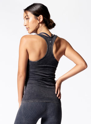NUX Freedom Tank - Mineral Black - Workout Crew Athletic Online