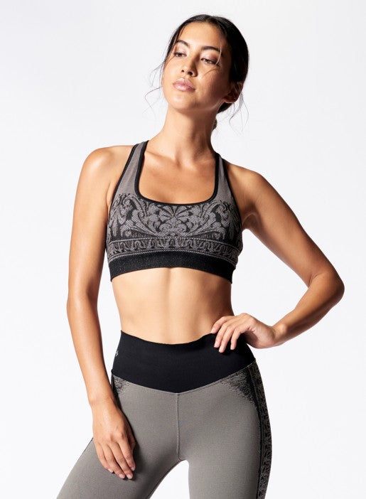 NUX GRETTA SPORTS BRA - Workout Crew Athletic Online