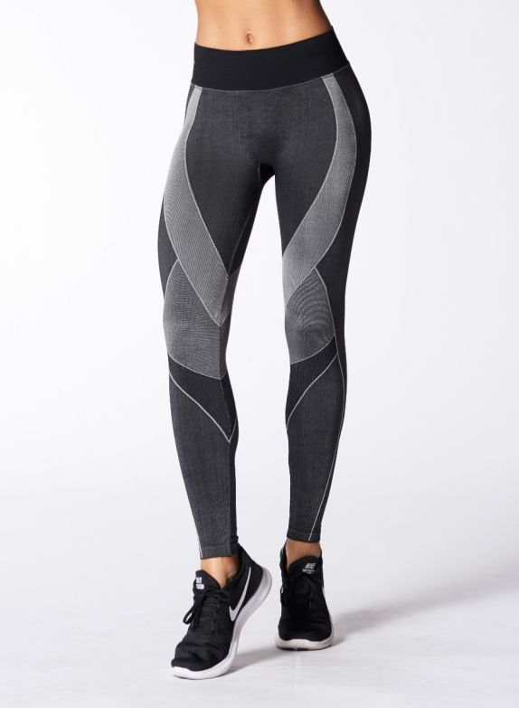 NUX Greyson Legging - Black