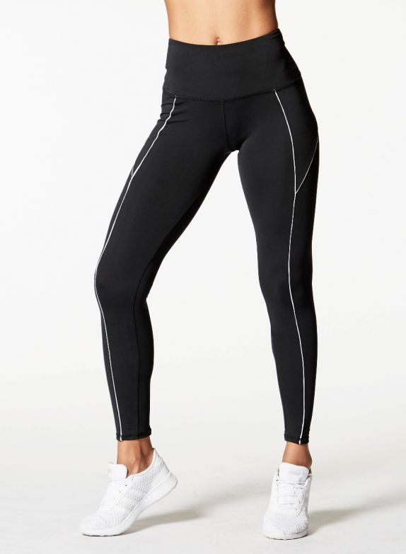 Nux The Balanced Crop - Black - Workout Crew Athletic Online