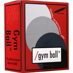 J-Fit Gym Ball with Pump