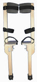 "Stilts - 1.5 foot tall (18"") Adult Stilts"